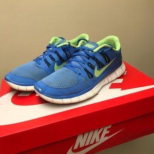 Nike Womens Free Run 5.0